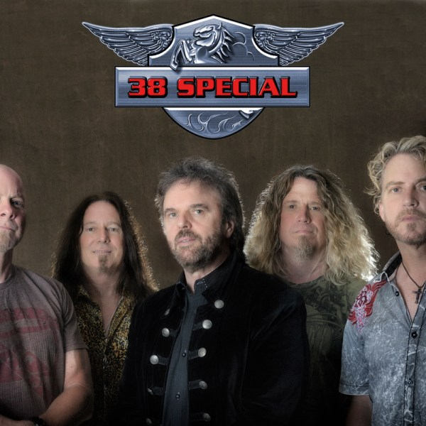 Classic Hits by 38 Special in concert at Dodge County Fair