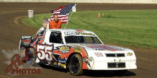 Jesse Krahn and crew American Flag National Anthem