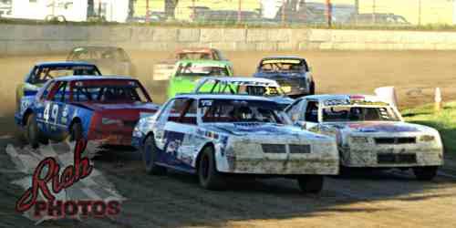 Dodge County Speedway Street Stock Racing