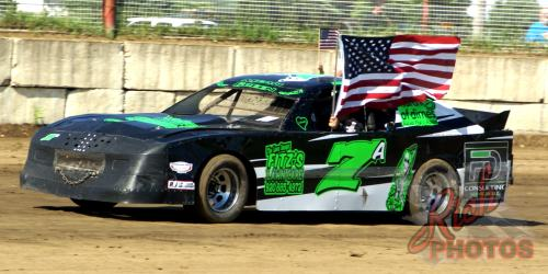 Todd Ascherien American Flag National Anthem Lap
