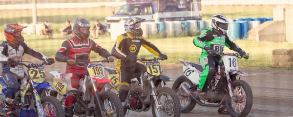 Beaver Cycle Club prepares for Half-Mile Motorcycle and Quad Racing