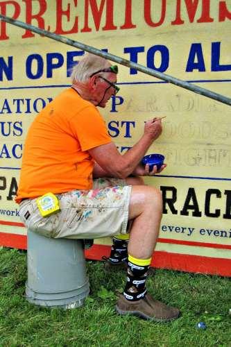 Beaver Dam WI Walldogs Mural Festival