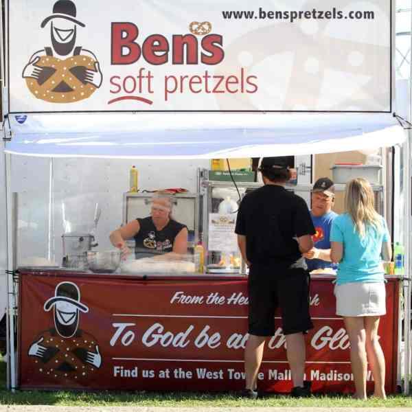 Dodge County Fair Food Truck and Concessions Menu