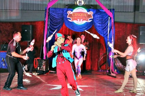 Circus Dodge County Fairgrounds