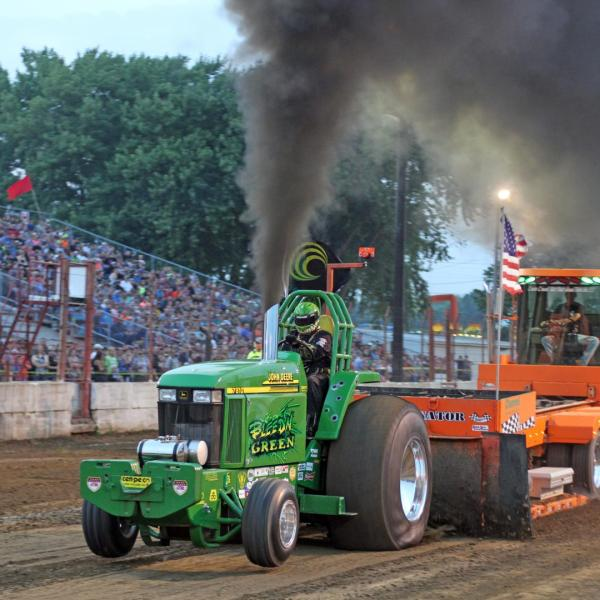 Badger State Truck and Tractor Pull