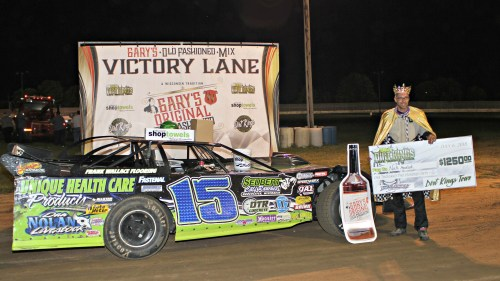 Dirt Kings Tour A Main Win Nick Anvelink