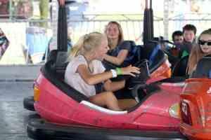 Dodge County Fair Bumper Cars AP Carnival
