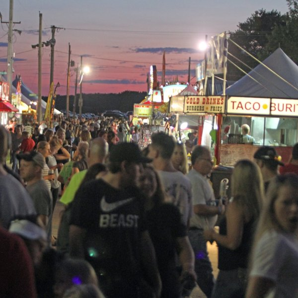 Rain didn't stop crowds at 2019 Dodge County Fair