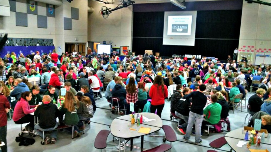 Dodge County Trivia Night 2017 attendance