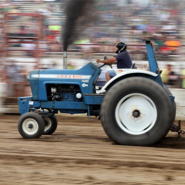 2019 Farm Tractor Pulling Rules and Payout