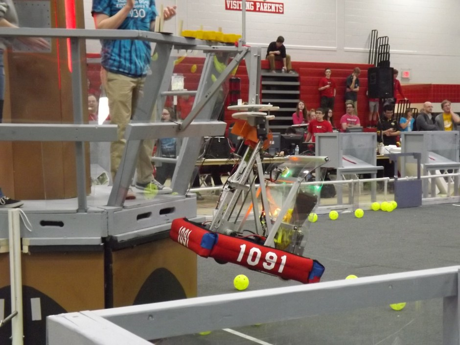 Hartford Union High School Robotics Team 1091