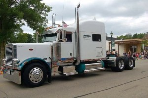 Hendrich Express Trucking Show Wisconsin