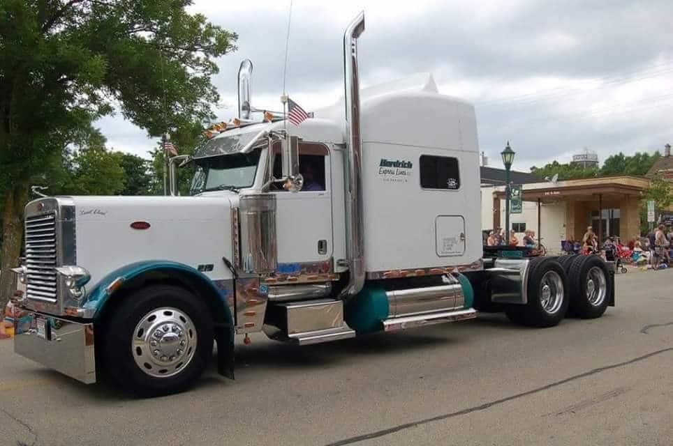 Hendrich Express Trucking Show Wisconsin
