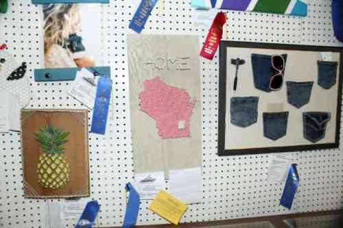 Home Environment Junior Fair Exhibit