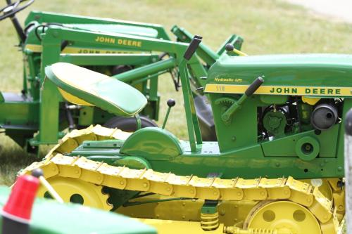 John Deere 110 Tractor with Tracks Horicon WI