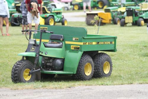John Deere AMT600 Utility Vehicle