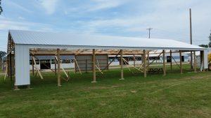 Legion Pavilion new Beer Tent Bar