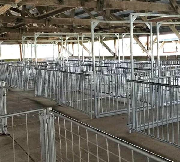 Pig-pen overhaul ready for Exhibitors and Fairgoers