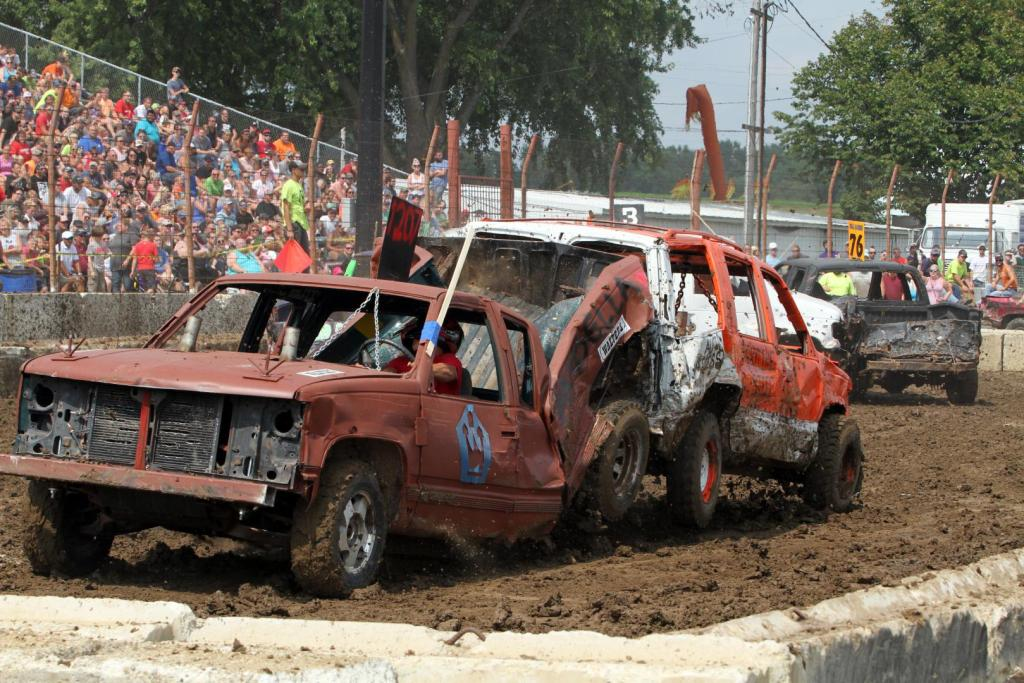 Rear Axle Demo Derby Wisconsin