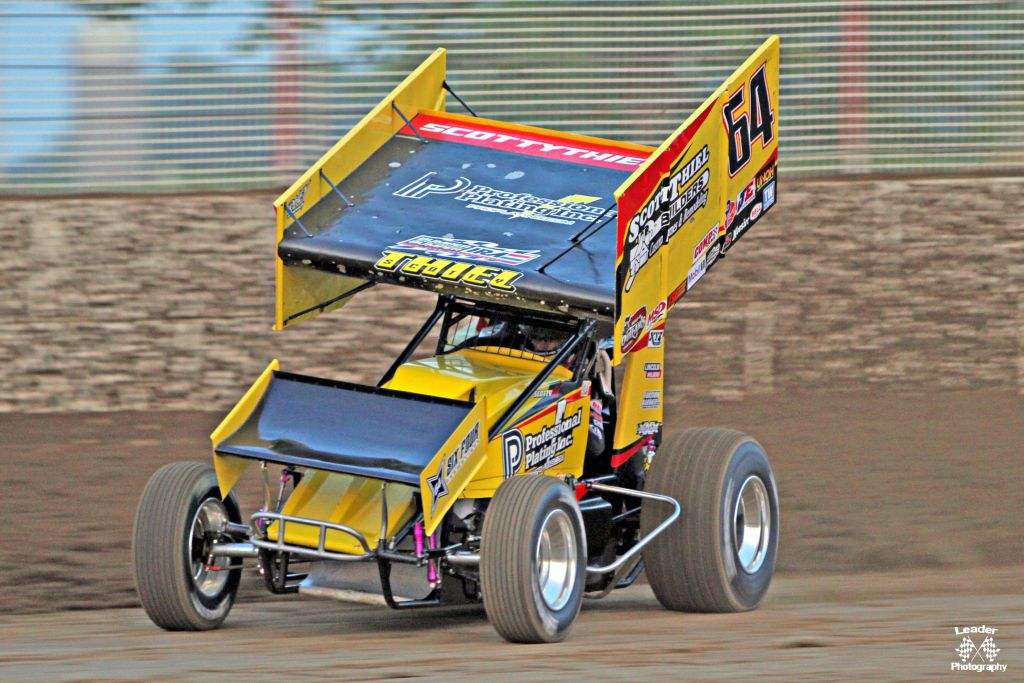 Scotty Thiel IRA Outlaw Sprints at Dodge County
