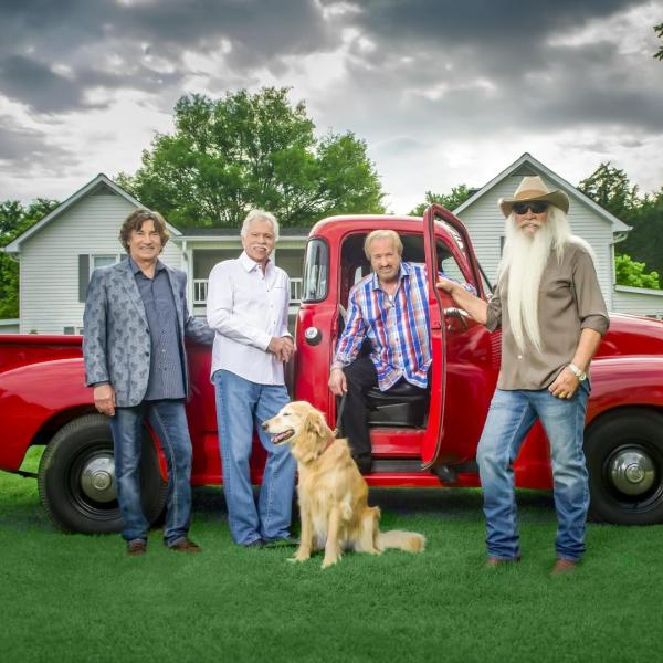 The Oak Ridge Boys in concert