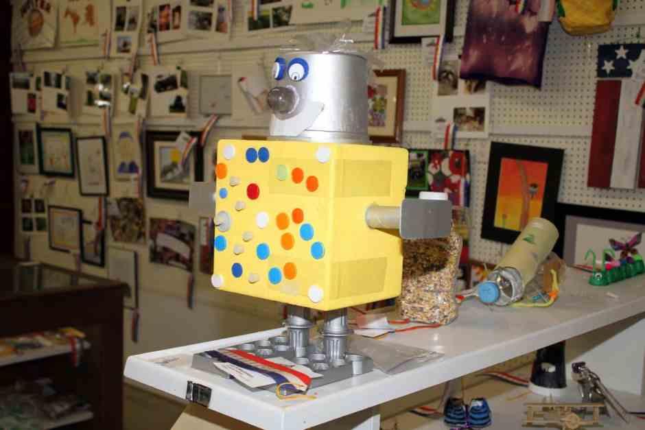 Wisconsin Cultural Arts Junior Fair Display