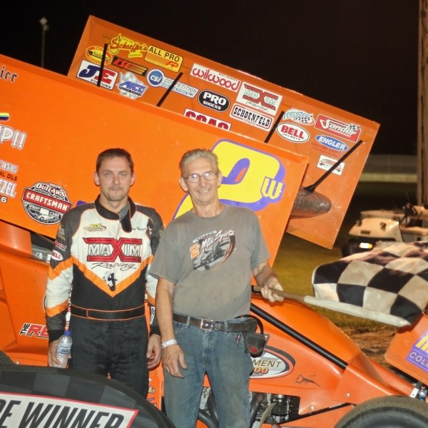 Neitzel Bests Rivals, Claims Victory In Scag Shootout