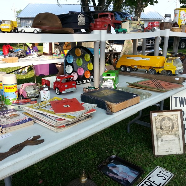 Flea Market and Craft Fair