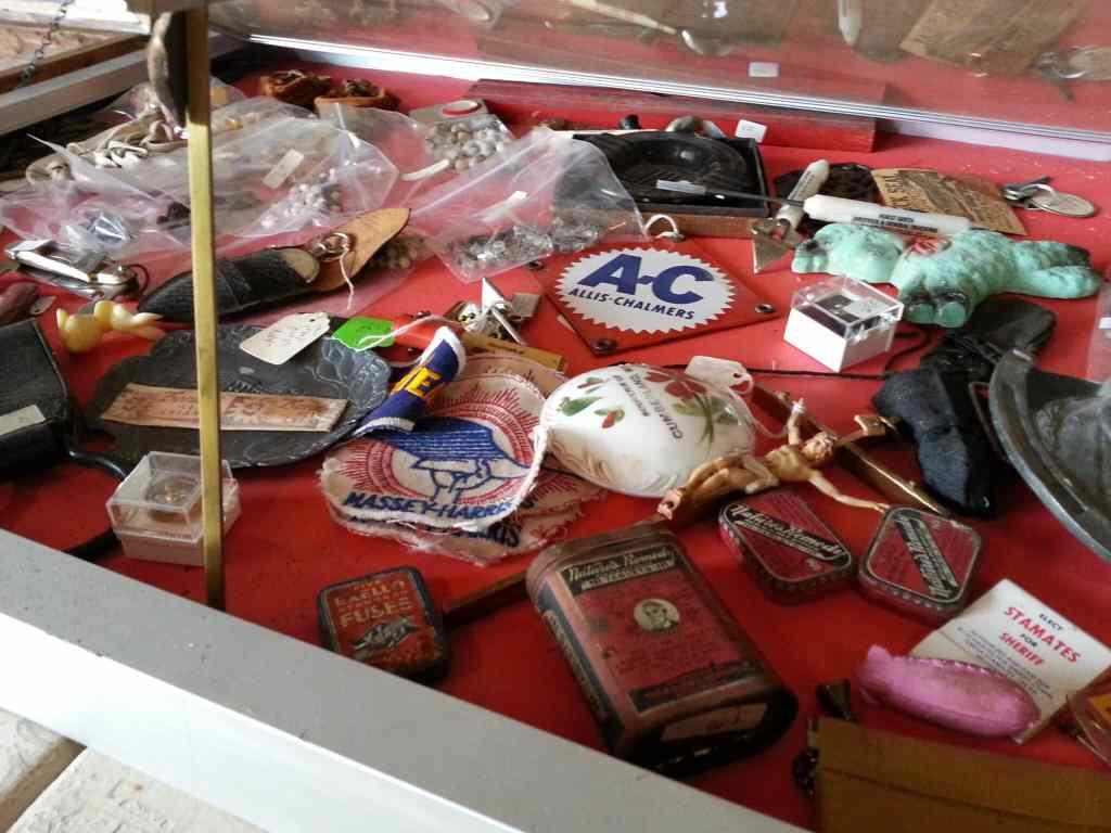 flea market vintage