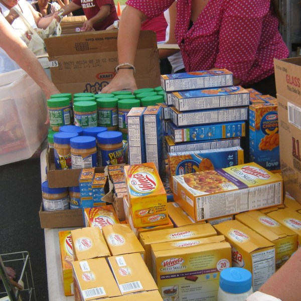 Fairgrounds to host Second Harvest Mobile Food Pantry