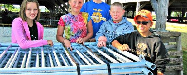 Fundraising underway to finish pig-barn upgrade