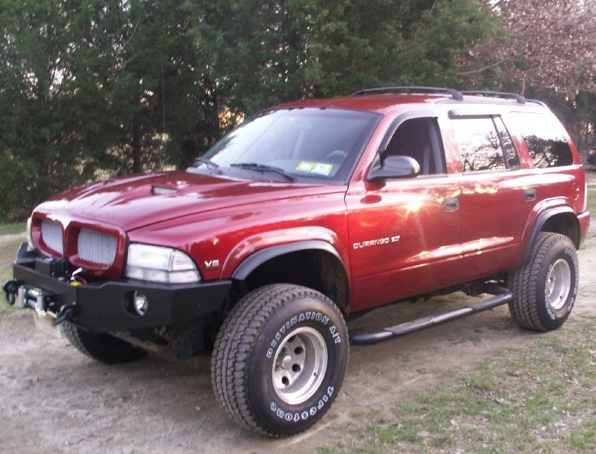 Inch 2002 Dodge Inch Body 3 Suspension Durango 3 Lift Kit Lift