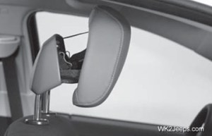 Headrest removal help