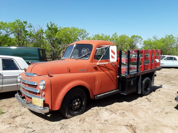 1948 Dodge B-2 Stake Bed Truck