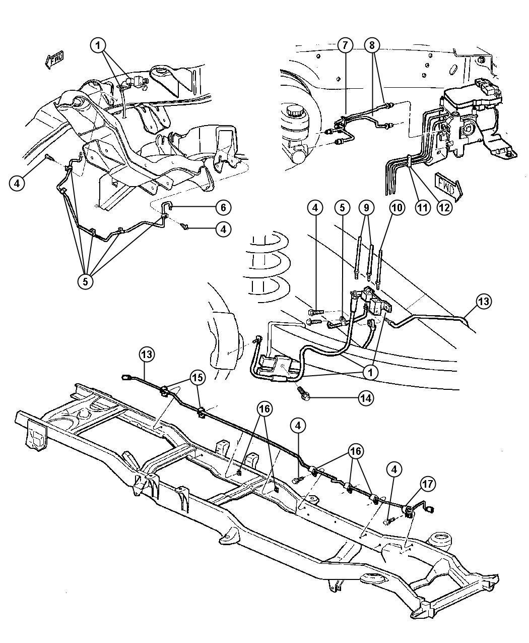 Chevy Silverado Fuel Line Diagram