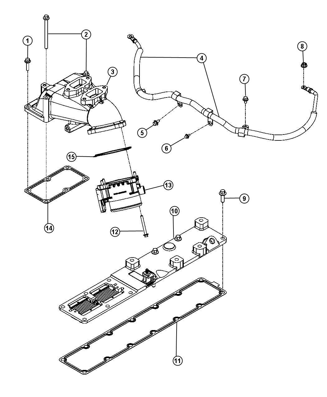 Dt466 Intake Heater Wiring
