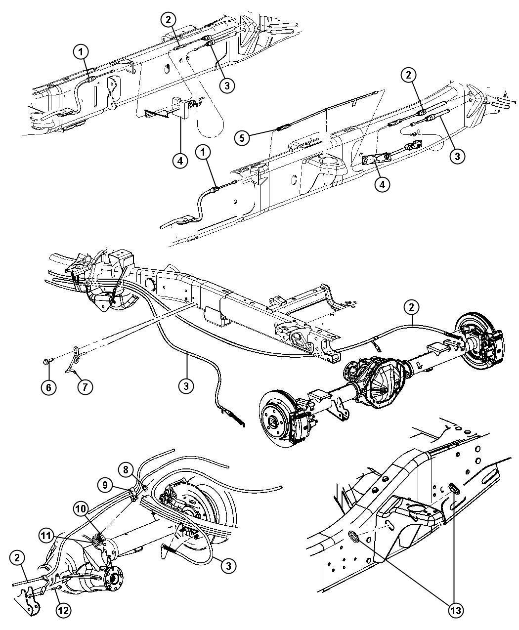 Dodge Brakes Diagram - Wiring Diagrams List