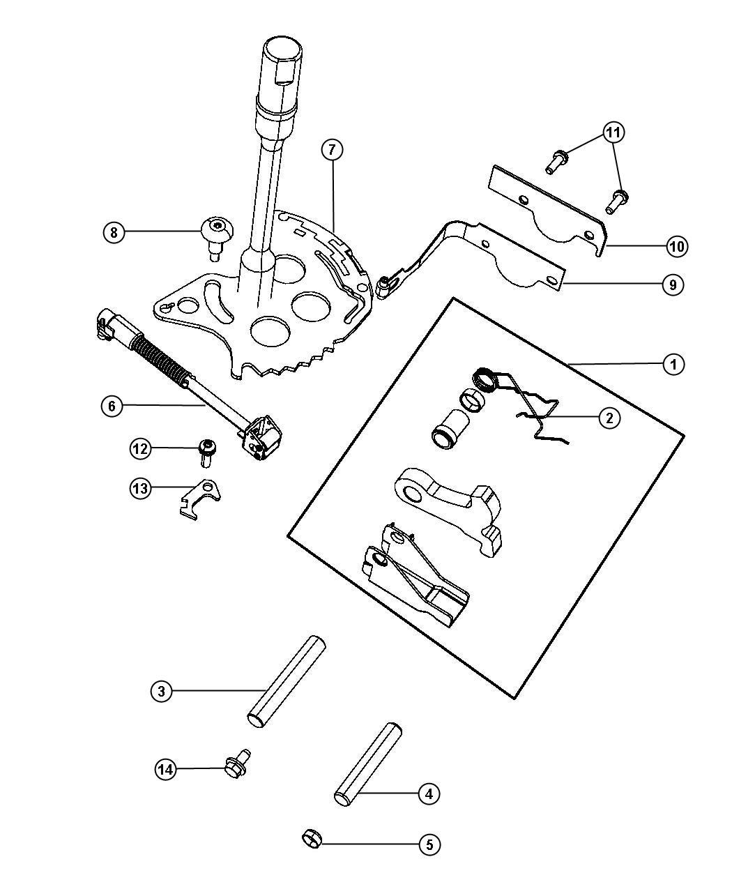 42rle Diagram Parts