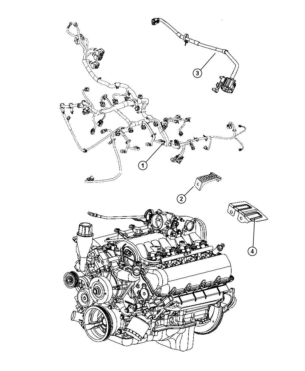 Dodge Ram Wiring Jumper Variable Timing Solenoid