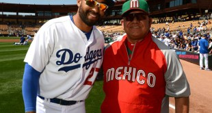 MEXICO VS LOS ANGELES DODGERS