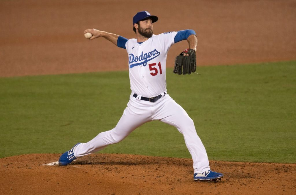 Dodgers Ink Dylan Floro to a New Deal and Avoid Arbitration