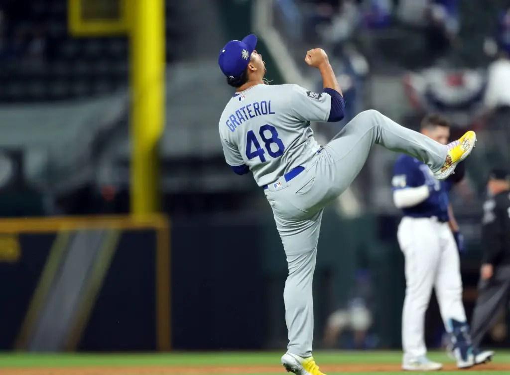 Dodgers: Brusdar Graterol amarra o nó em uma bela cerimônia 2