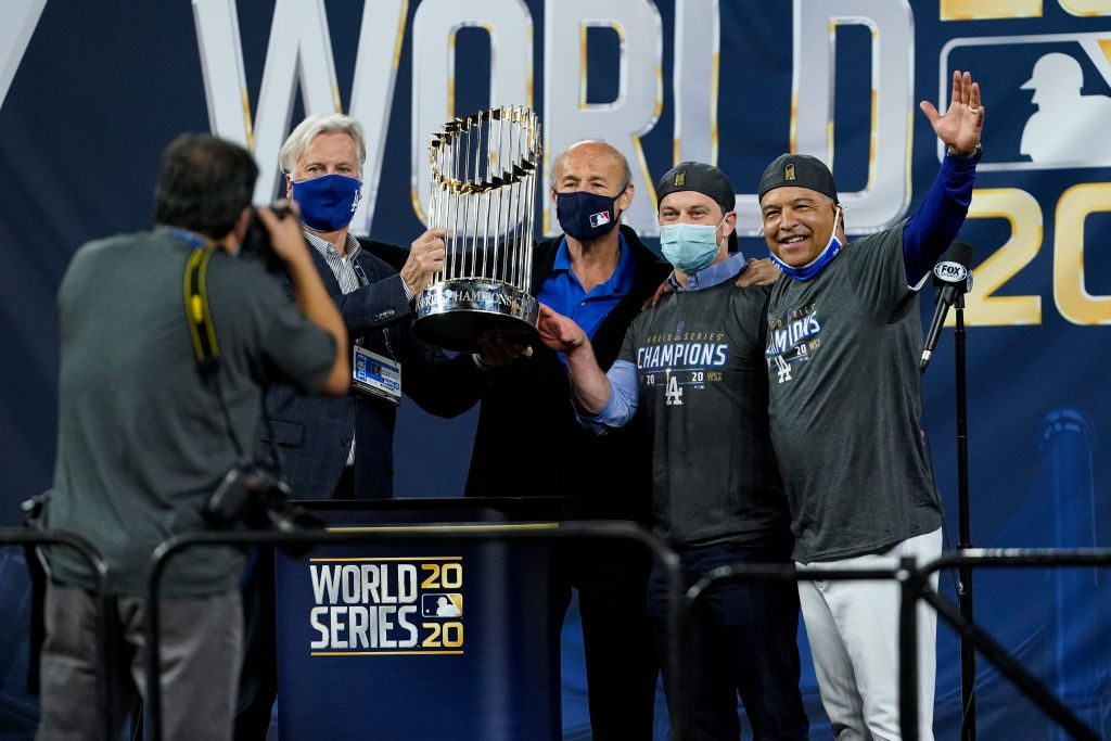 Dodgers para transmitir 'Este é o nosso ano' especial ao vivo esta semana 2