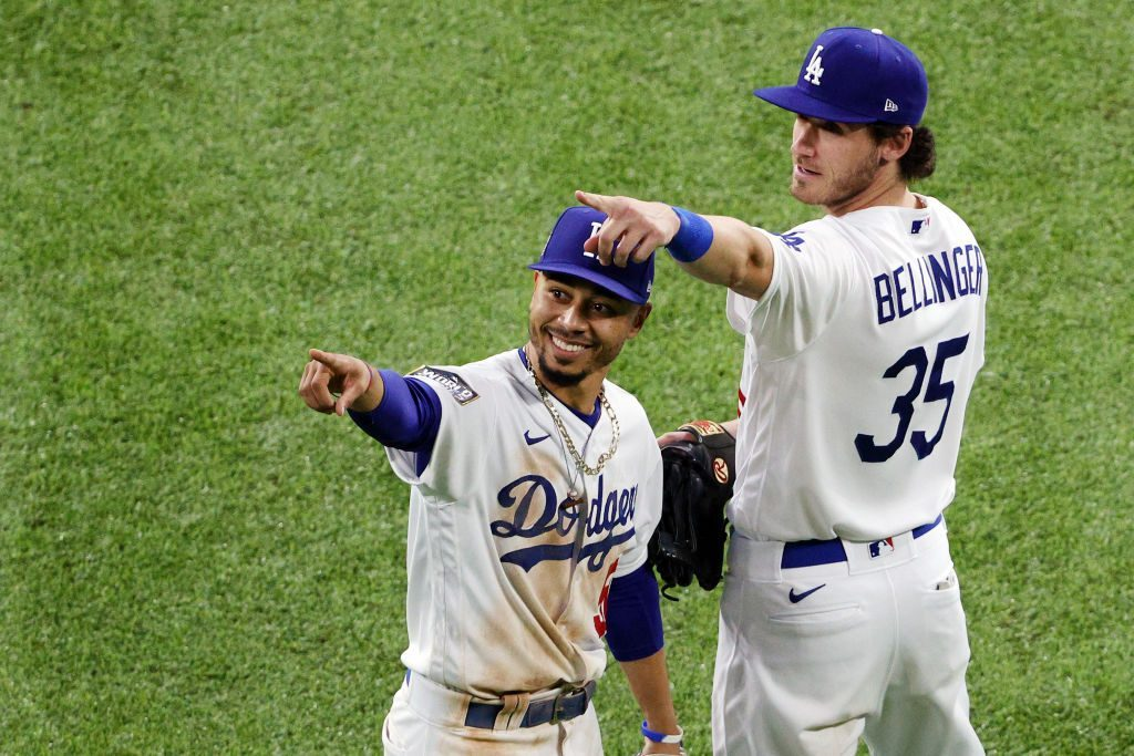 Dodgers: MLB Experts Impressed by LA's Success Without Betts or Bellinger