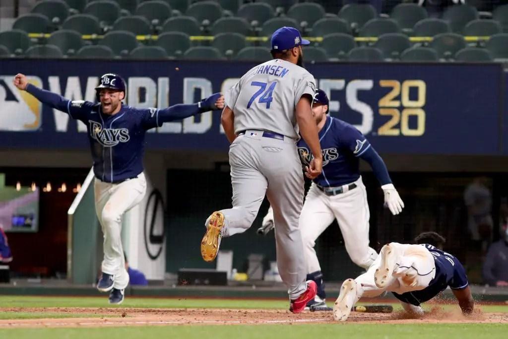 Dodgers: Kenley Jansen não tem uma resposta para o motivo de não ter feito backup do jogo no prato 2