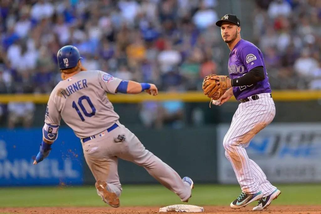 Dodgers Offseason: os fãs escolhem entre Justin Turner e Nolan Arenado em LA 2