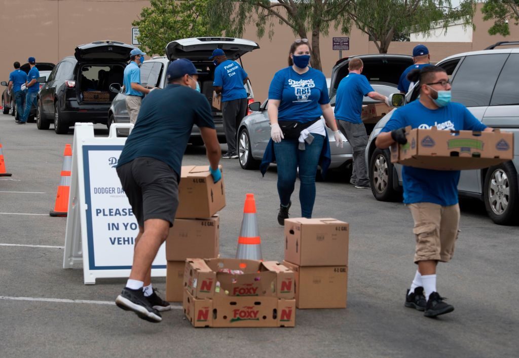 Dodgers Foundation Announces Pull Up Neighbor Tour Launching Today