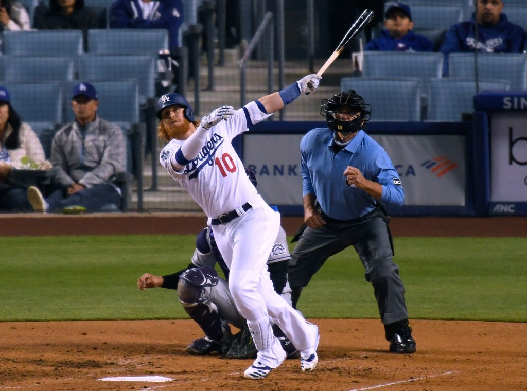 Dodgers: Justin Turner is Swinging a Hot Bat, Defying His April Trends