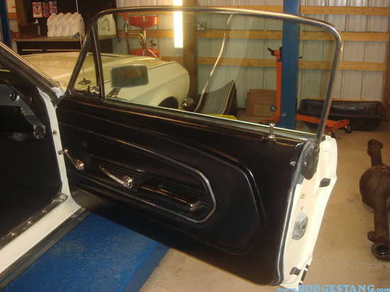 67 GT Stainless Interior Questions Vintage Mustang Forums