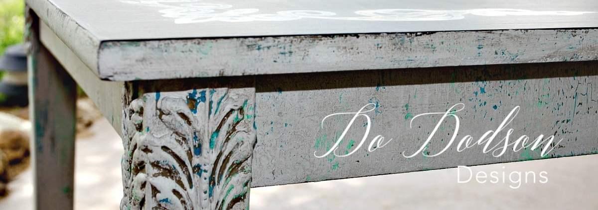 Kid Friendly Chalkboard Table